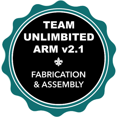 Team Unlimbited Arm V2.1