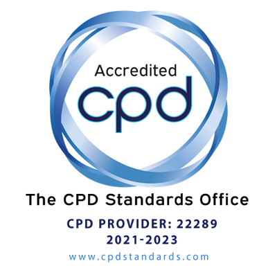 CPD badge
