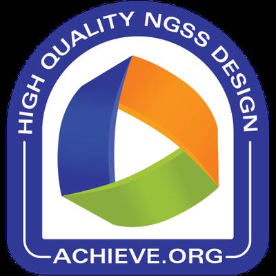 了解大白鲨- NGSS设计徽章