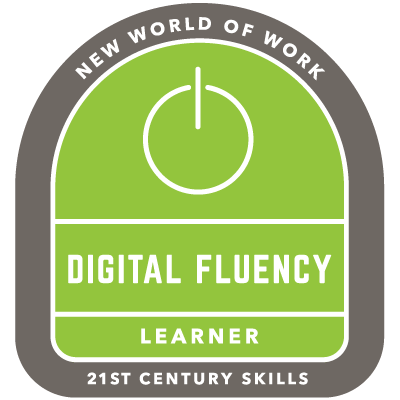 Digital Fluency Badge