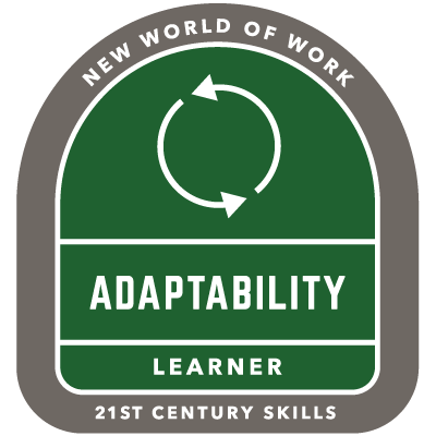 Adaptability Badge