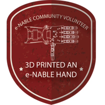 3D Printed an e-NABLE Device