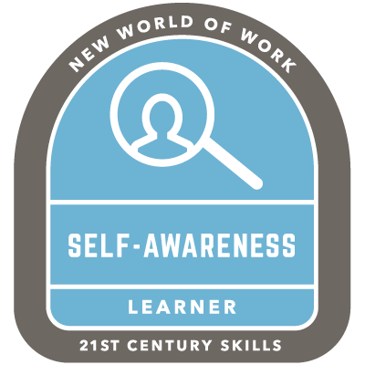 Self-Awareness Badge