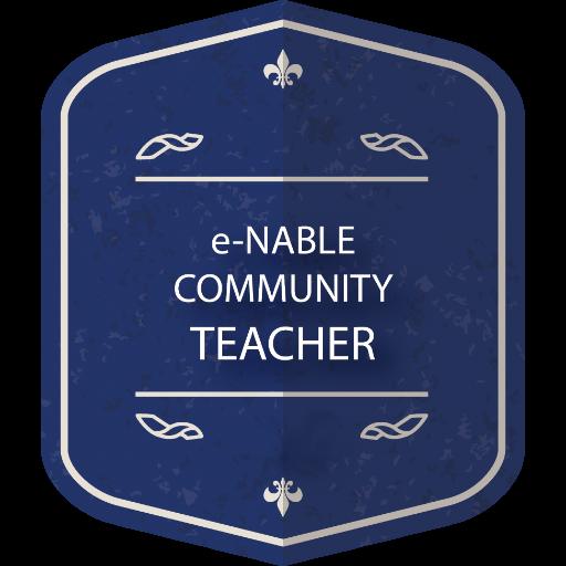 e-NABLE Community Teacher