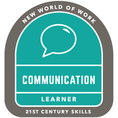 Communication Badge